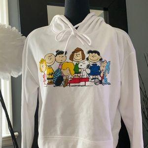 Peanuts hoodie